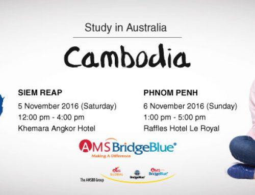 Study in Australia Expo @ Cambodia