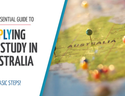 The ESSENTIAL Guide to Applying to Study in Australia
