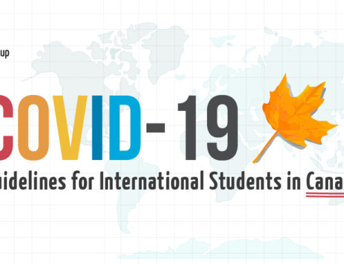 AMSBB Canada: COVID-19 Guidelines for International Students in Canada