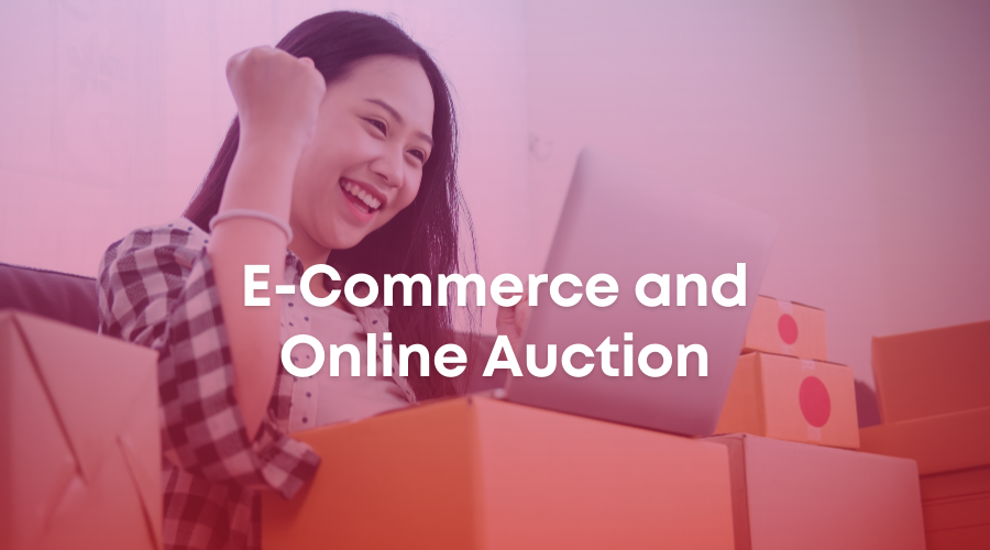 E-Commerce and Online Auction