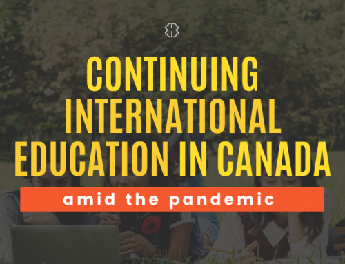 Continuing International Education in Canada Amid the Pandemic