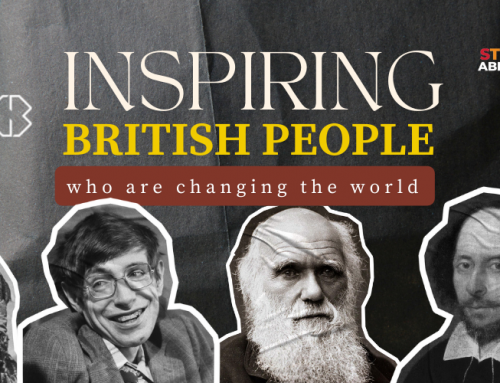 Inspiring British People Who Are Changing the World