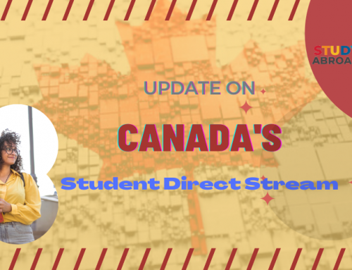 Update on Canada's Student Direct Stream